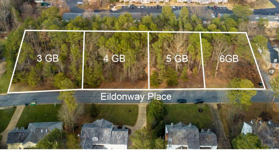 Slideshow image of 9910 Eildonway Place