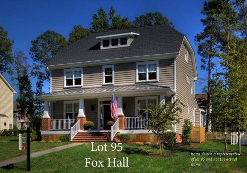 Foxhall craftsman - Featured Image